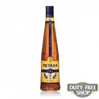 Бренди Metaxa 5 Stars 38% 1L Duty Free