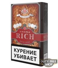 Пачка сигарет Aroma Rich Rum&Cherry