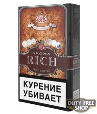 Пачка сигарет Aroma Rich Irish Coffee