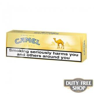 Блок сигарет Camel Filters Duty Free