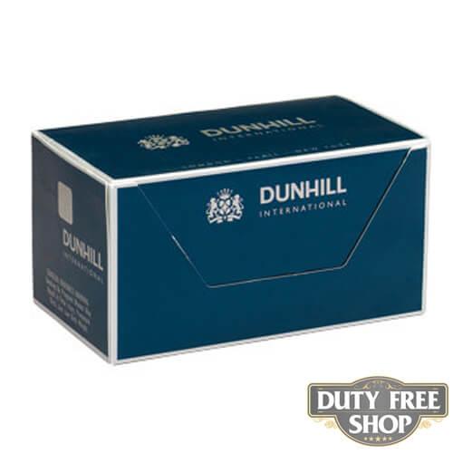 Блок сигарет Dunhill International Menthol Duty Free