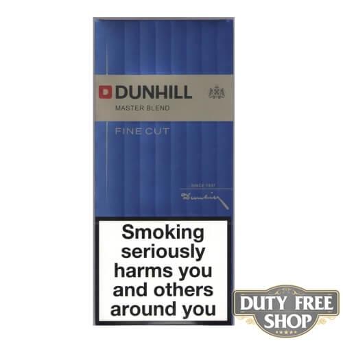 Блок сигарет Dunhill Fine Cut Blue Duty Free