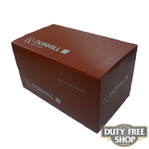 Блок сигарет Dunhill Top Leaf Duty Free