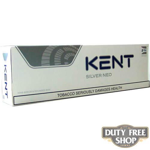 Блок сигарет KENT HD Silver Neo 4 Duty Free