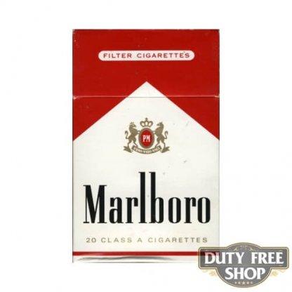 Пачка сигарет Marlboro Red USA (DUTY FREE)