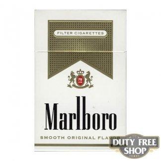 Пачка сигарет Marlboro Gold USA (DUTY FREE)