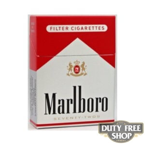Пачка сигарет Marlboro Red 72's USA