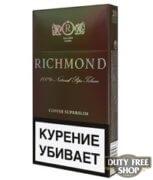 Пачка сигарет Richmond Bronze Edition (Coffee Superslim) (1 пачка)