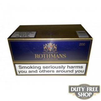 Блок сигарет Rothmans International Duty Free