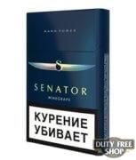 Пачка сигарет Senator Prime (Winegrape Nano Power) (1 пачка)