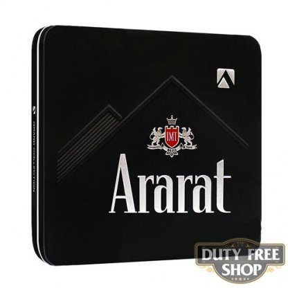 Пачка сигарет Ararat Grand Collection Metal