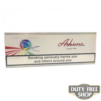 Блок сигарет Ashima Luxury Size Duty Free
