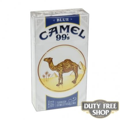 Пачка сигарет Camel Blue 99's USA