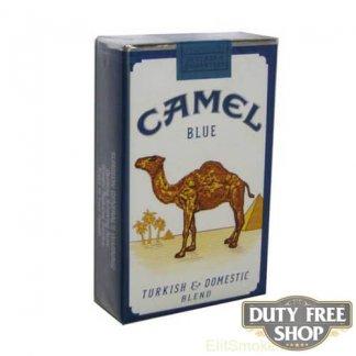 Пачка сигарет Camel Blue USA - новый дизайн