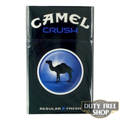 Пачка сигарет Camel Crush USA