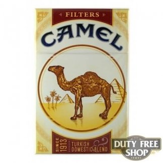 Пачка сигарет Camel Filters USA (DUTY FREE)