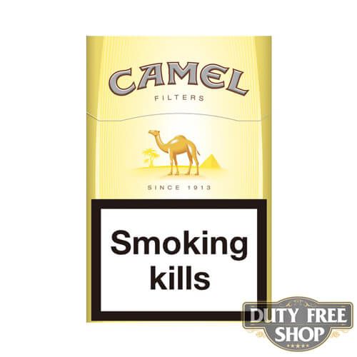 Пачка сигарет Camel Filters (1 пачка) Duty Free