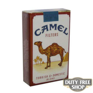 Пачка сигарет Camel Filters Soft USA