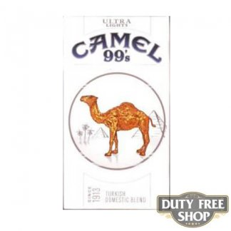 Пачка сигарет Camel Platinum (Silver) 99's USA