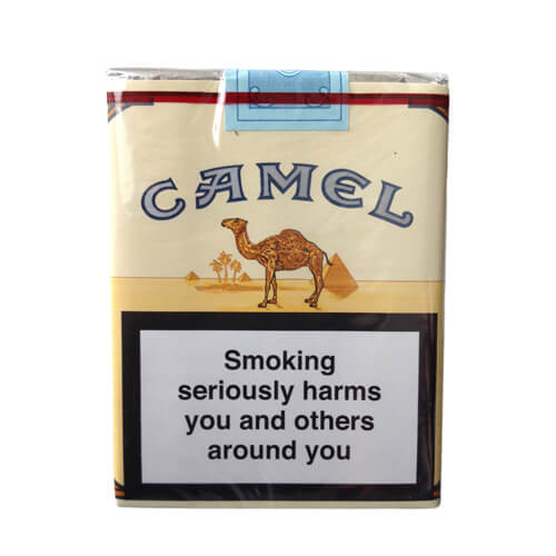 Пачка сигарет Camel Regular Non Filter (1 пачка) Duty Free