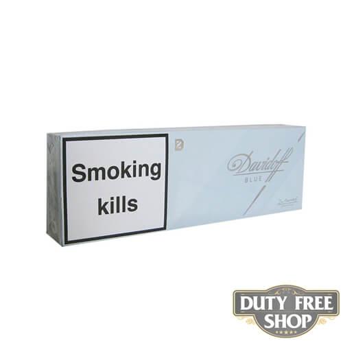 Блок сигарет Davidoff Blue Duty Free