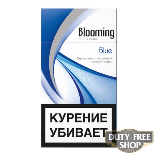 Пачка сигарет ESSE Blooming Blue