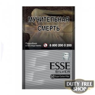 Пачка сигарет ESSE Silver