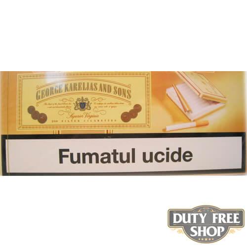 Купить george karelia and sons сигареты электронные сигареты оптом крым