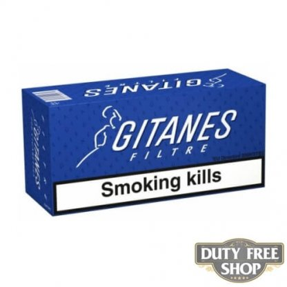 Блок сигарет Gitanes Filtre Duty Free