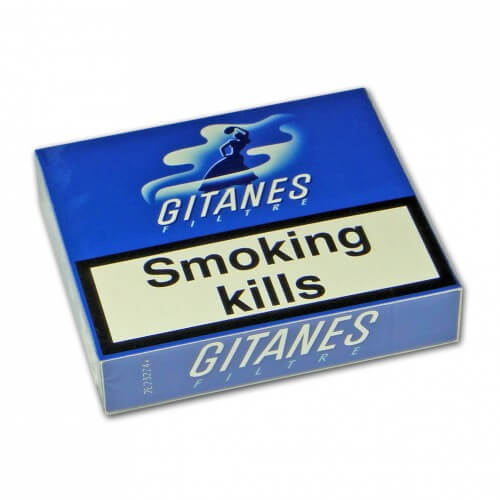 Пачка сигарет Gitanes Filtre (1 пачка) Duty Free