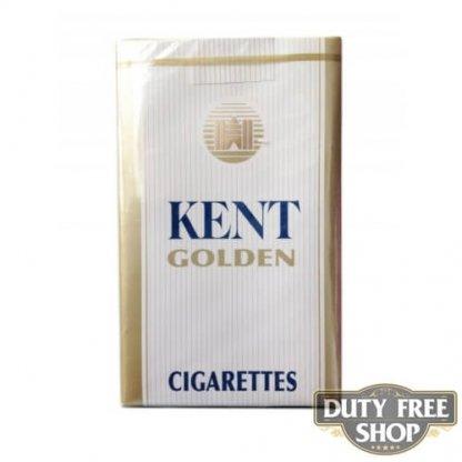 Пачка сигарет KENT Golden Soft USA