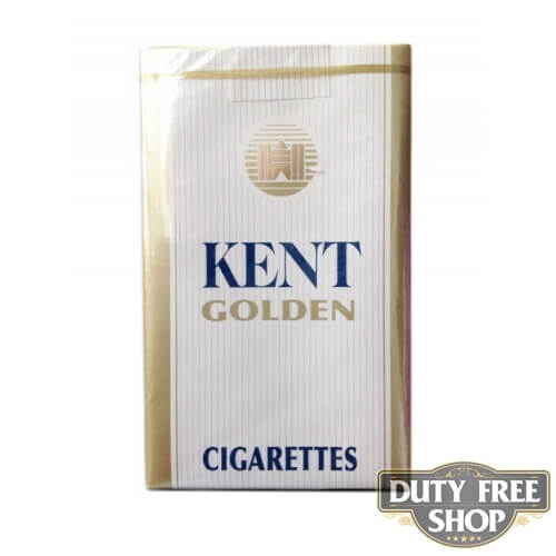 Пачка сигарет KENT Golden Soft USA