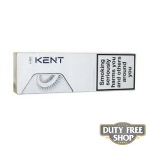 Блок сигарет KENT HD White 1 Duty Free