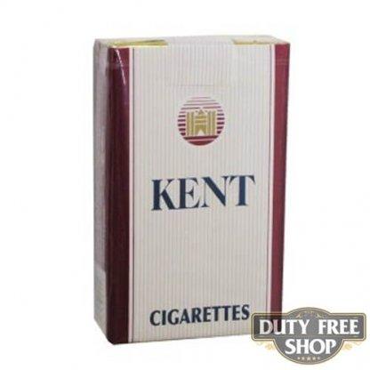 Пачка сигарет KENT (Kings) Soft USA