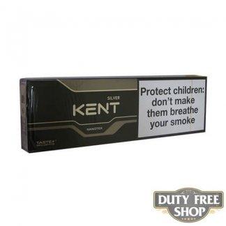 Блок сигарет KENT Nanotek Silver (Infina) Duty Free