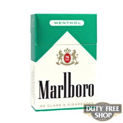 Пачка сигарет Marlboro Menthol USA