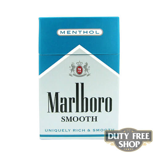 Пачка сигарет Marlboro Menthol Smooth USA