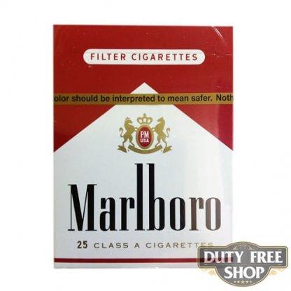 Пачка сигарет Marlboro Red 25's USA