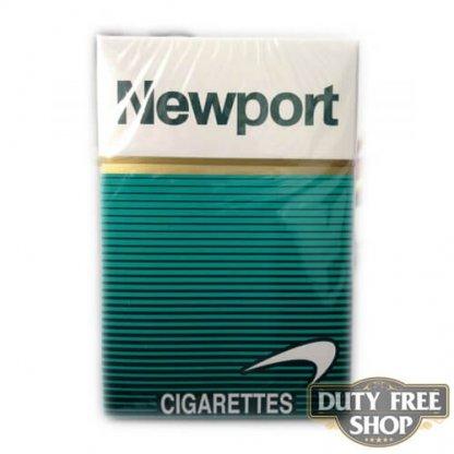 Пачка сигарет Newport Menthol USA