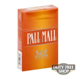 Пачка сигарет Pall Mall Orange USA