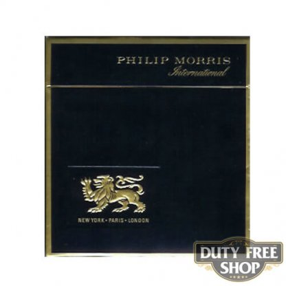 Пачка сигарет Philip Morris International Duty Free
