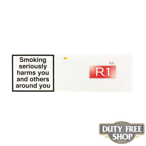 Блок сигарет R1 Red Duty Free