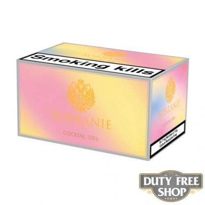 Блок сигарет Sobranie Cocktail 100's Duty Free