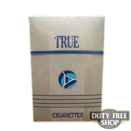 Пачка сигарет True USA