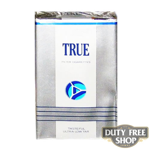 Пачка сигарет True Soft USA