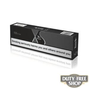 Блок сигарет Winston XS Silver Duty Free