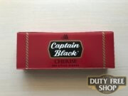 Живое фото блока сигарилл Captain Black Cherise USA (1 пачка)
