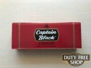 Живое фото блока сигарилл Captain Black Cherise USA