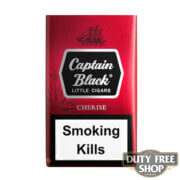 Пачка сигарилл Captain Black Cherise USA - новый дизайн
