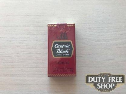Живое фото пачки сигарилл Captain Black Cherise USA (1 пачка)